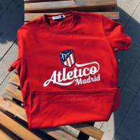 Футболка ATLETICO MADRID красная